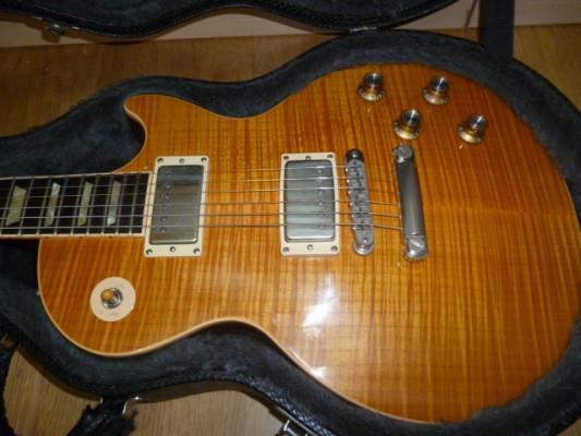 Gibson Les Paul Standard Plus 2004.(RESERVADA)