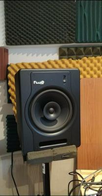 Monitores Fluid Audio FX80