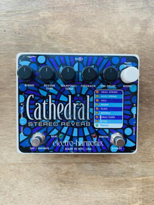 Reverb EHX Cathedral