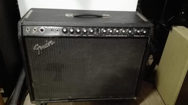 Fender Super Twin 75/76