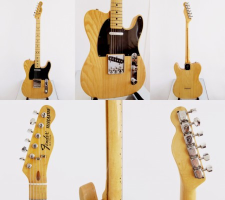 Fender Telecaster Made in USA 1978 ¡Ahora con video!