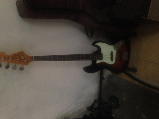 Richwood J-Bass