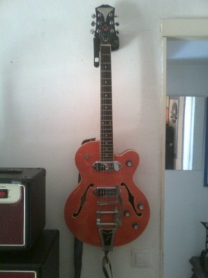 EPIPHONE WILDKAT LIM EDIT CUSTOM SHOP.REBAJADA