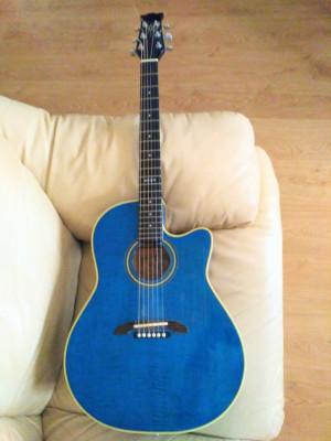 Guitarra electroacústica Alvarez Yairi DY87TB