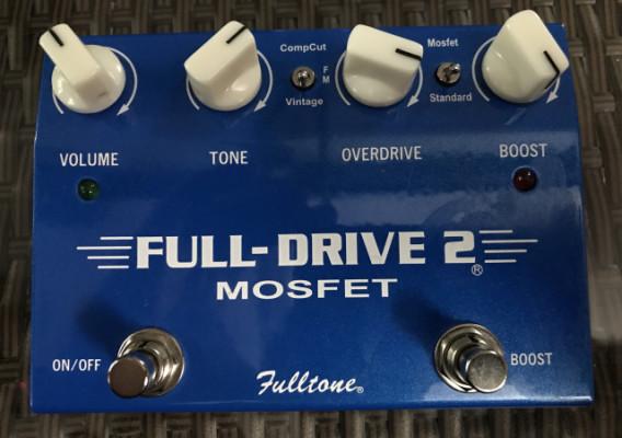 Fulltone Full-Drive 2 Mosfet (Inc. envío)