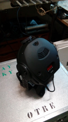 Cambiacolor y Gobos ROBE Colormix 150 AT Profile DMX Tipo Ex Demo
