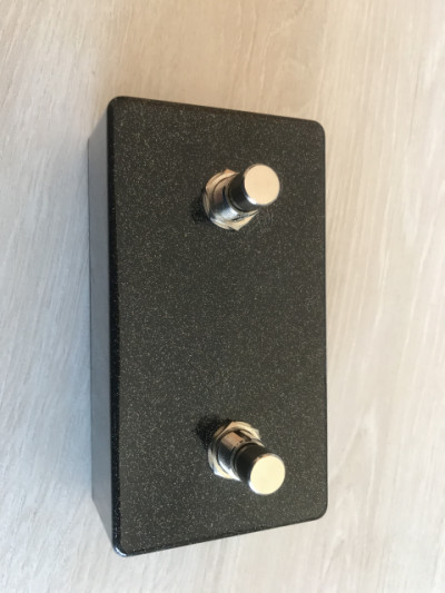 Pedal double switch