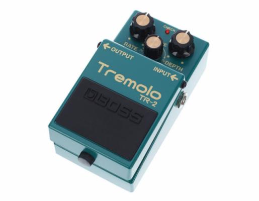 PEDAL BOSS TR-2 TREMOLO