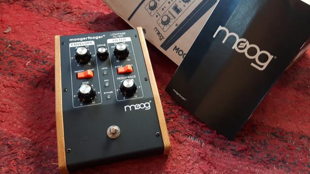 MOOG Moogerfooger MF-101 Low Pass Filter