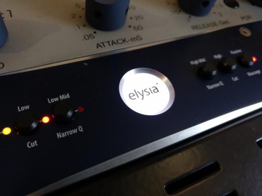 Elysia Xfilter Rack