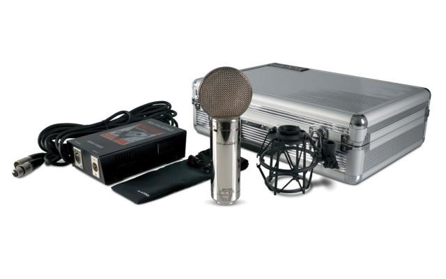 Micrófono a válvula M audio Sputnik