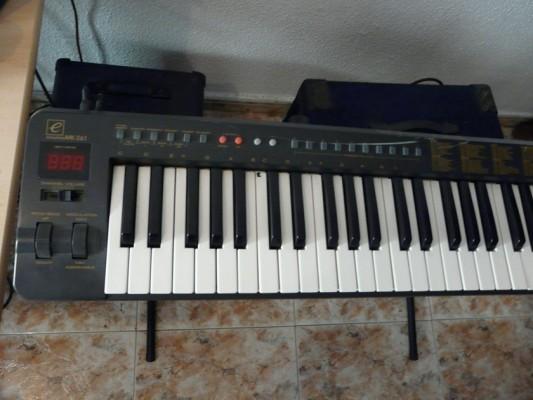 teclado midi evolution 5 octavas