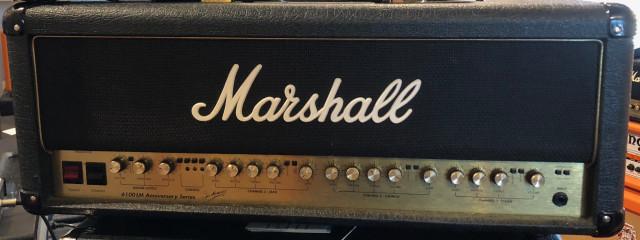 Marshall 6100 LM 30th aniversario