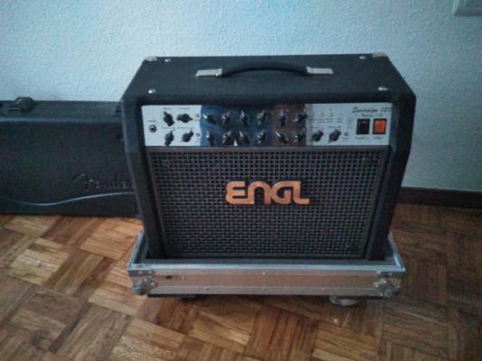 Engl sovereing E360+flightcase