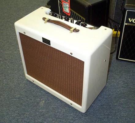 Fender blues junior california custom shop