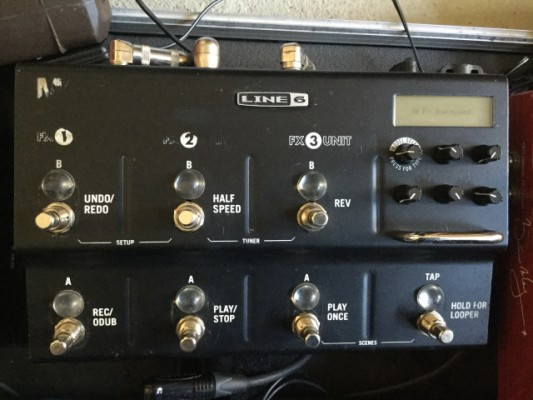 Line6 M9 multiefectos