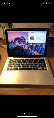 """Macbook Pro 13"""" finales 2011 16G"""