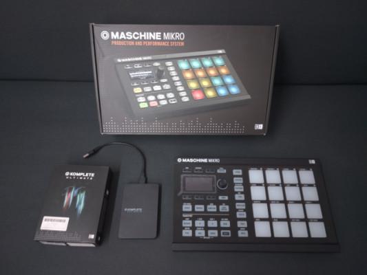 Maschine Mikro MK2 + Komplete Ultimate 11