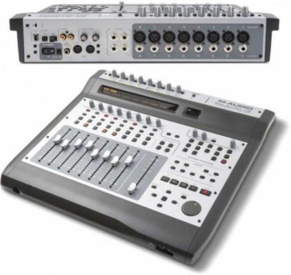 m audio projectmix