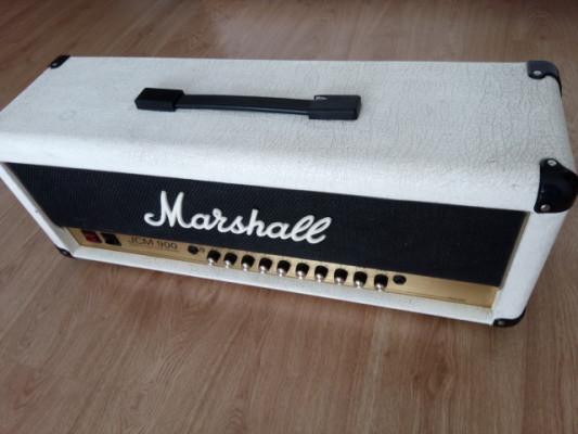 Marshall JCM 900 High Gain Dual Reverb 50W
