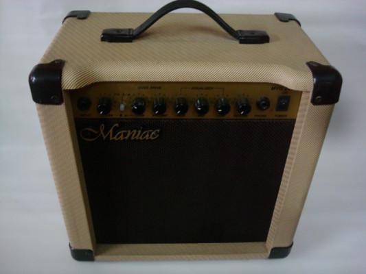 Amplificador guitarra Maniac 30W