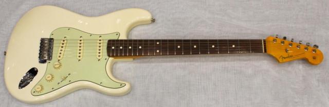 Fender stratocaster Hot Rod 62