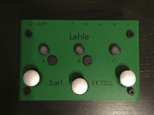 Switch lehle 3 at 1. Múltiples opciones de conexión