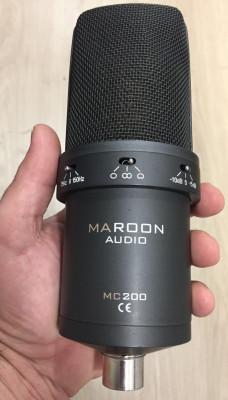 Micrófono MAROON