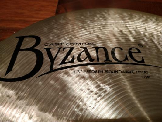 "100% NUEVO >>> Meinl Byzance Medium Soundwave Hi Hat 13"" - envío 24h incl."