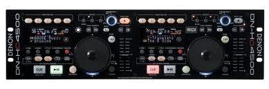Controlador Denon HC 4500 para software dj (porte incluido)