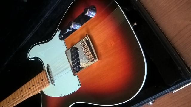 Rebajón año nuevo!!! Fender Telecaster Custom Shop 2012