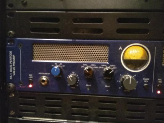 PREVIO TL Audio PA-1 Valve Classics - 2 Canales