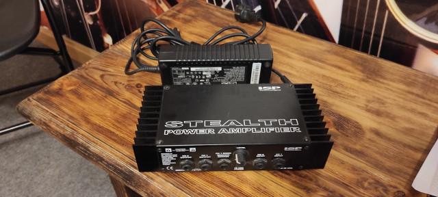 Etapa de potencia para guitarra. Ideal para modelado de efectos y cabinet.