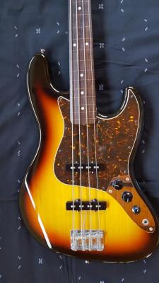 Fender Jazz Bass fretless Made in Japan