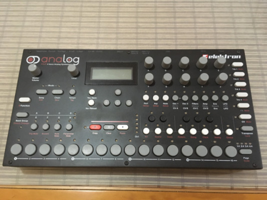 Elektron Analog Four MKI