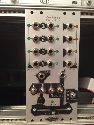 Noise Engineering Confundo Funkitus Eurorack