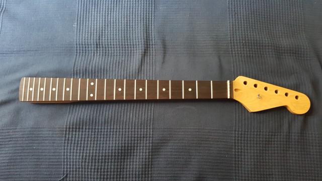 Mástil Stratocaster no original
