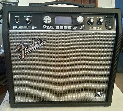 Fender G-DEC 3 Thirthy