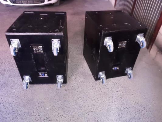 altavoces db technologies subgraves sub 18d y opera 605d y 915 dx