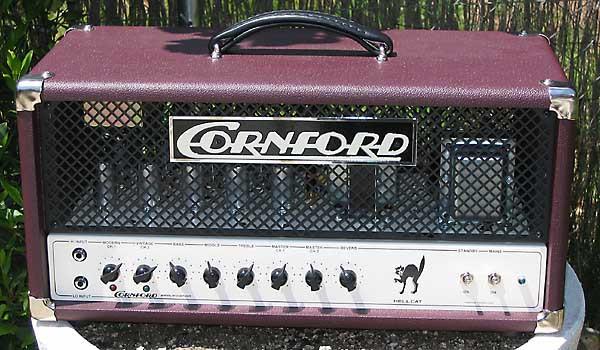 Cornford Hellcat 35 w