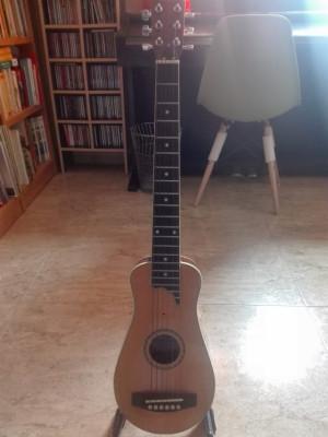 Guitarra de viaje Johnson