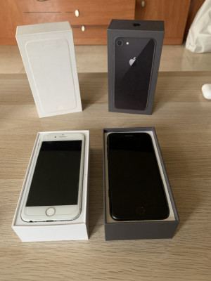 iPjone 8 64GB + iPhone 6 64GB