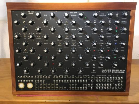 sintetizador totalmente personalizado