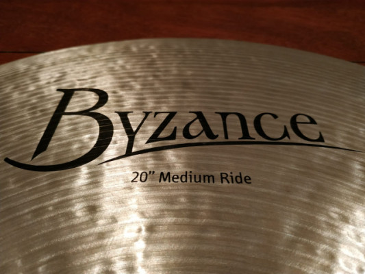 """100% NUEVO >>> Meinl Byzance Medium Ride de 20"""" - envío 24h incluido"""