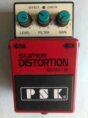 PSK Super Distortion