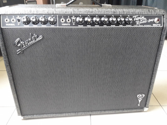 Amplificador de Guitarra Fender GB Twin Reverb