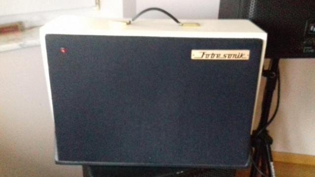 Amplificador Jobesonik . años 60