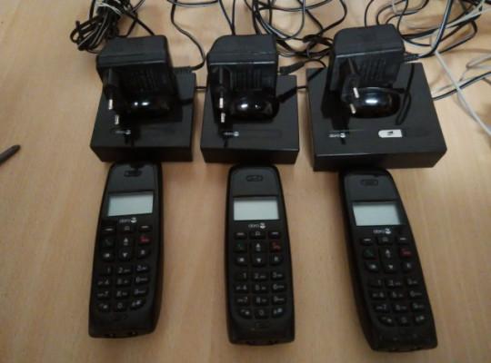 TELÉFONOS INALÁMBRICOS DORO