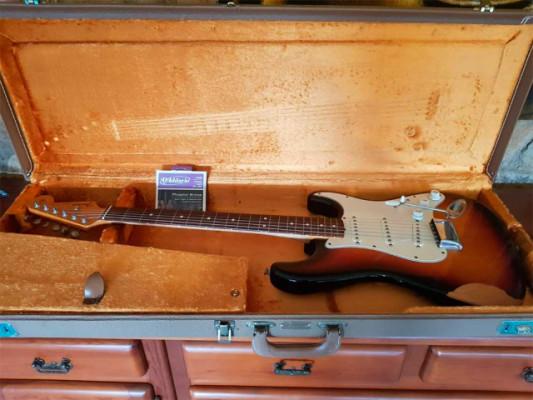 Fender Stratocaster de 1996 Fabricada en Fender USA