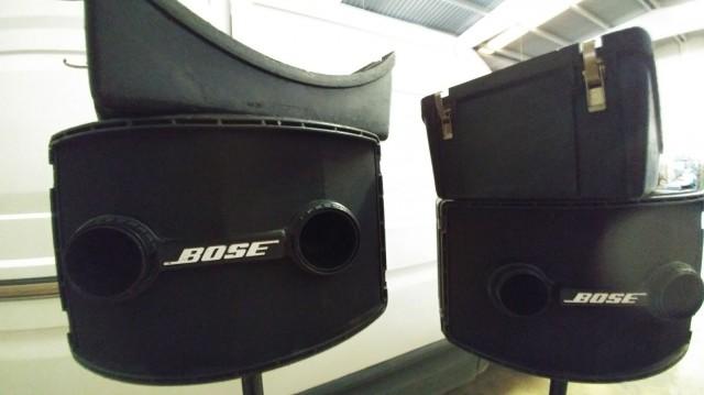 BOSE 802 + Procesador